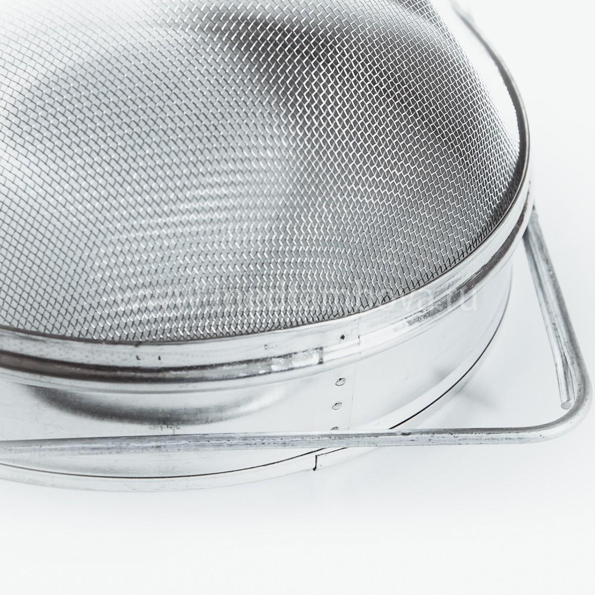 Сито-Фильтр 200 мм оцинковка выпуклая сетка