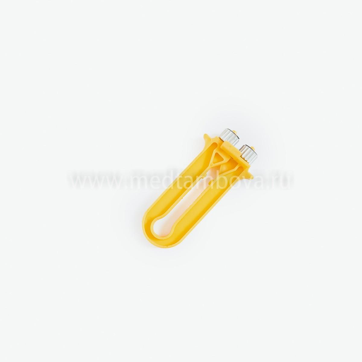 Натяжитель проволоки «Волна» ручка пластмассовая