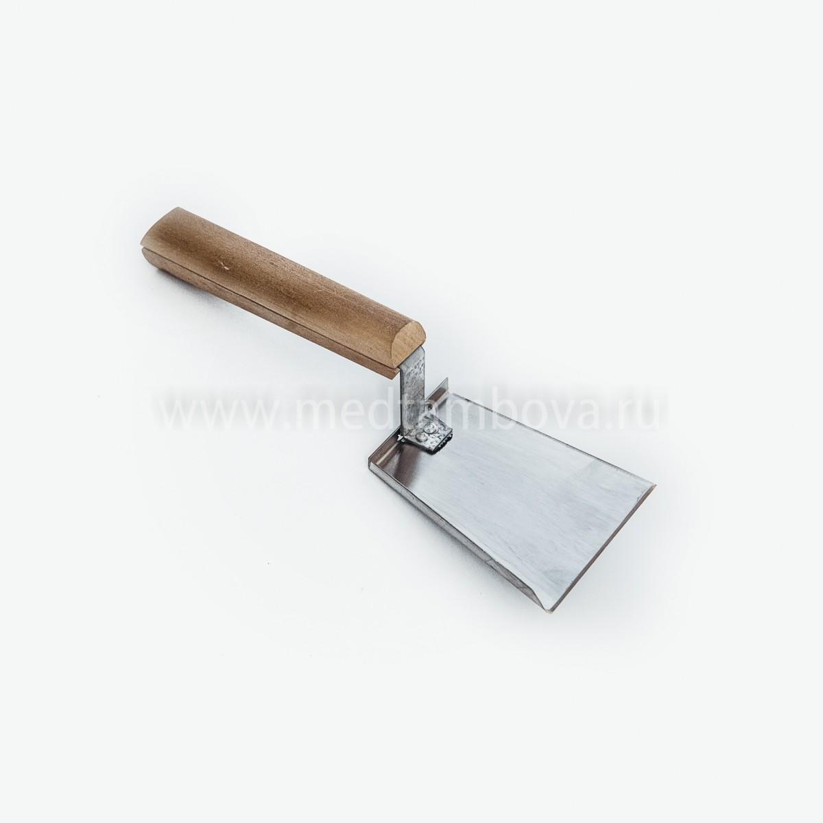 Скребок-лопатка нержавейка