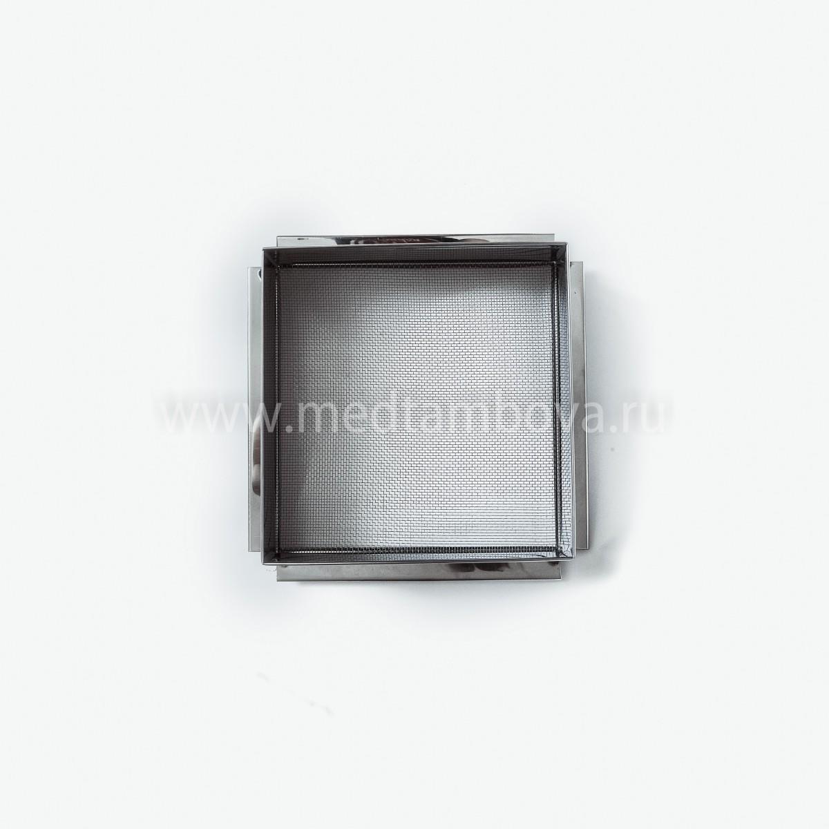 Сито фильтр на кубитейнер из нержавеющей стали