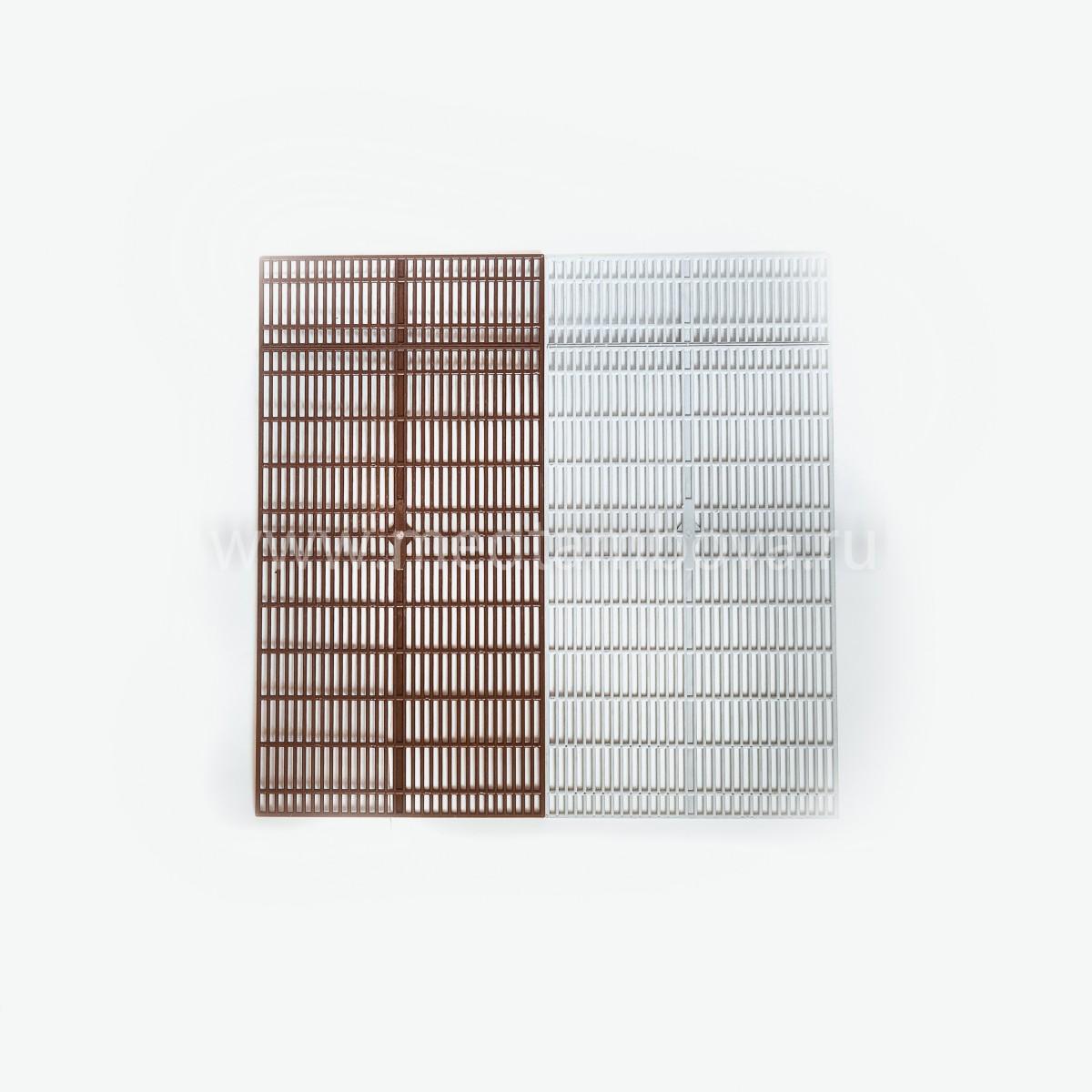 Решетка разделительная (комплект 2 шт)