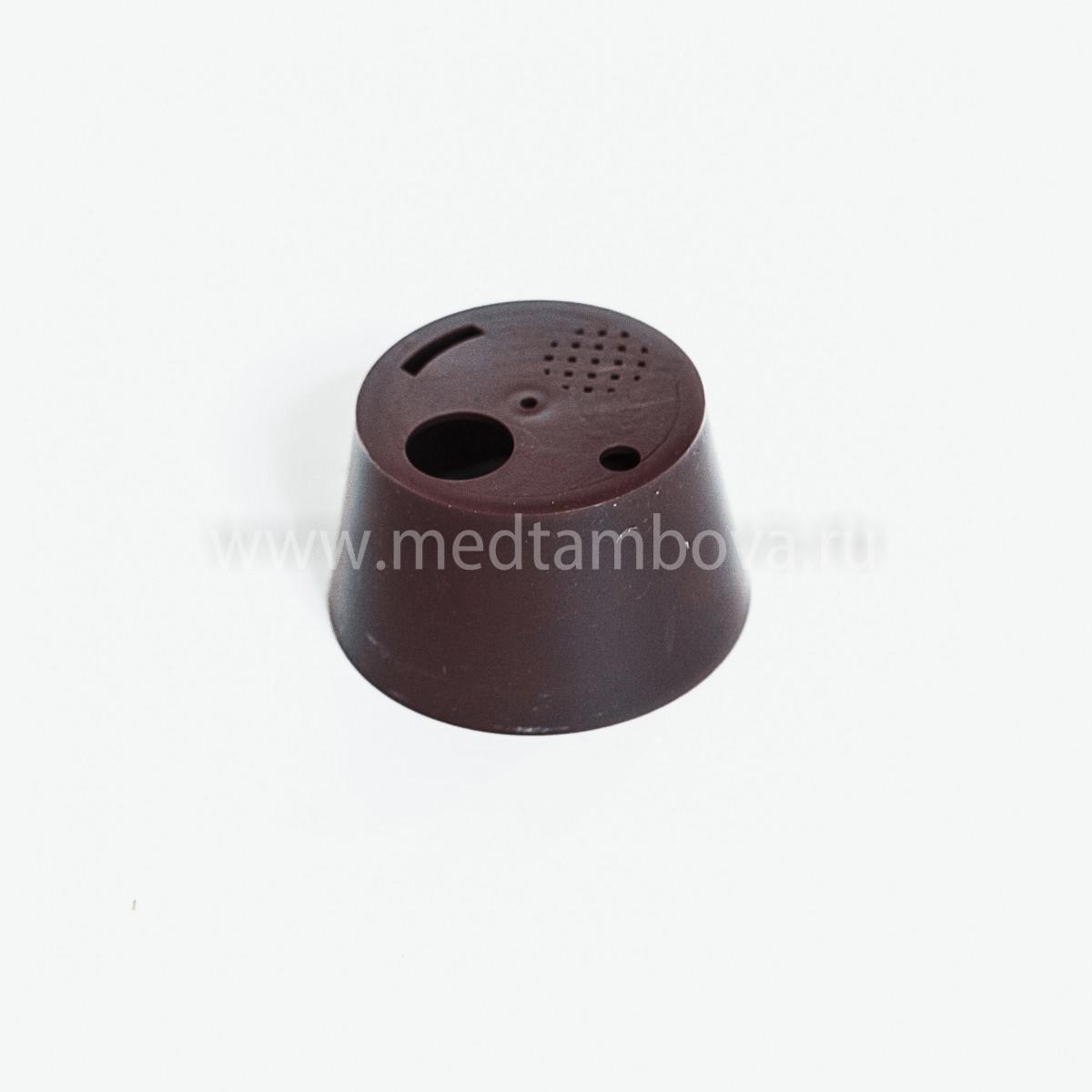 Летковый заградитель круглый 4-Х секционный пластмассовый глубокий