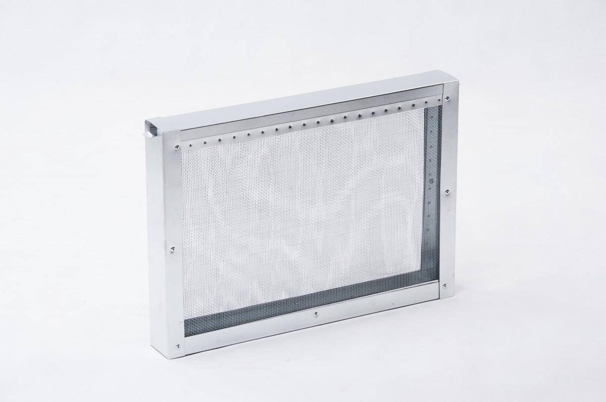 Изолятор маточный на одну рамку металлическая сетка