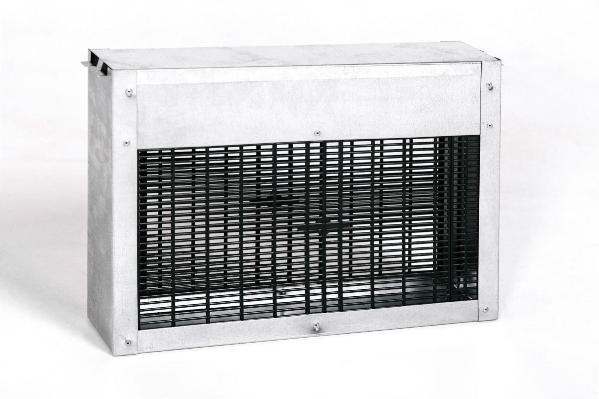 Изолятор маточный 2-х рамочный с пластмассовой решеткой