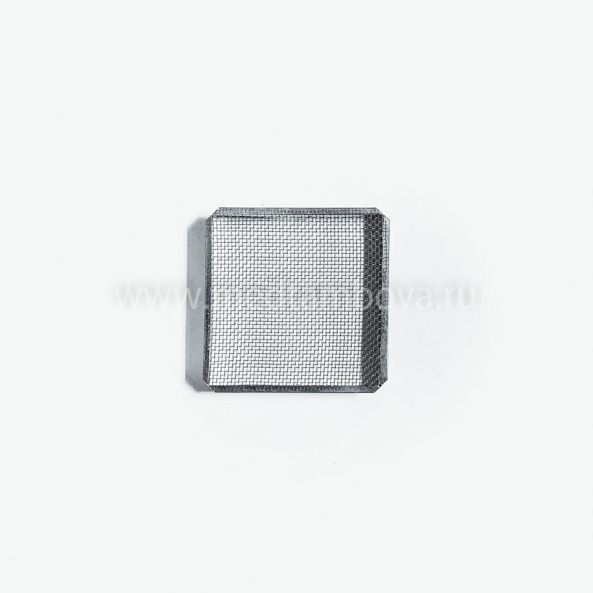 Колпачок для матки квадратный металлический 120 мм
