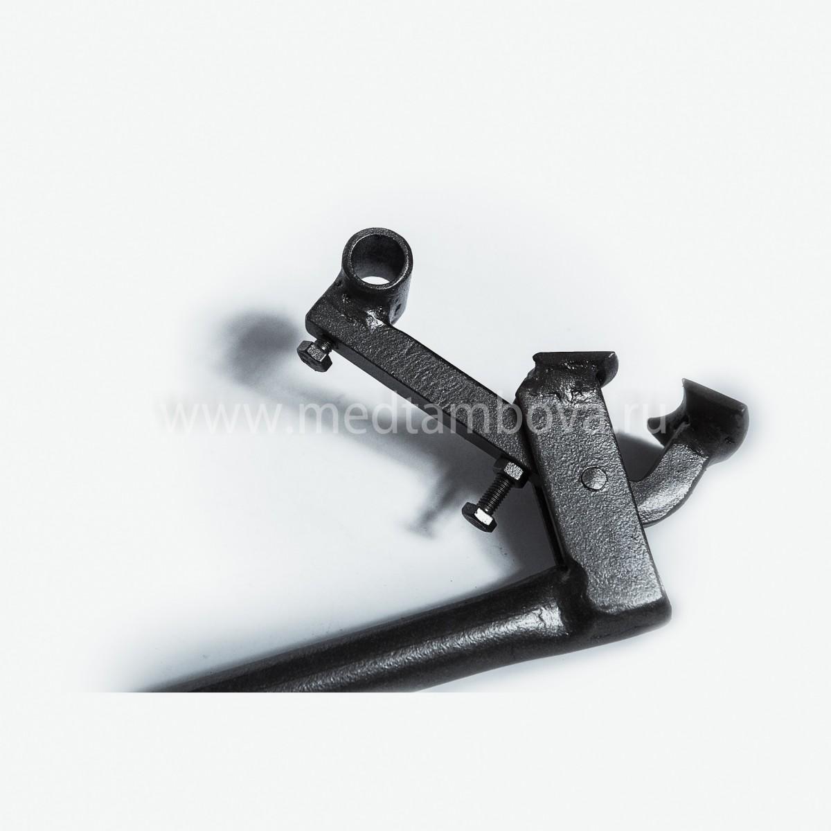 Ключ для открывания куботейнеров