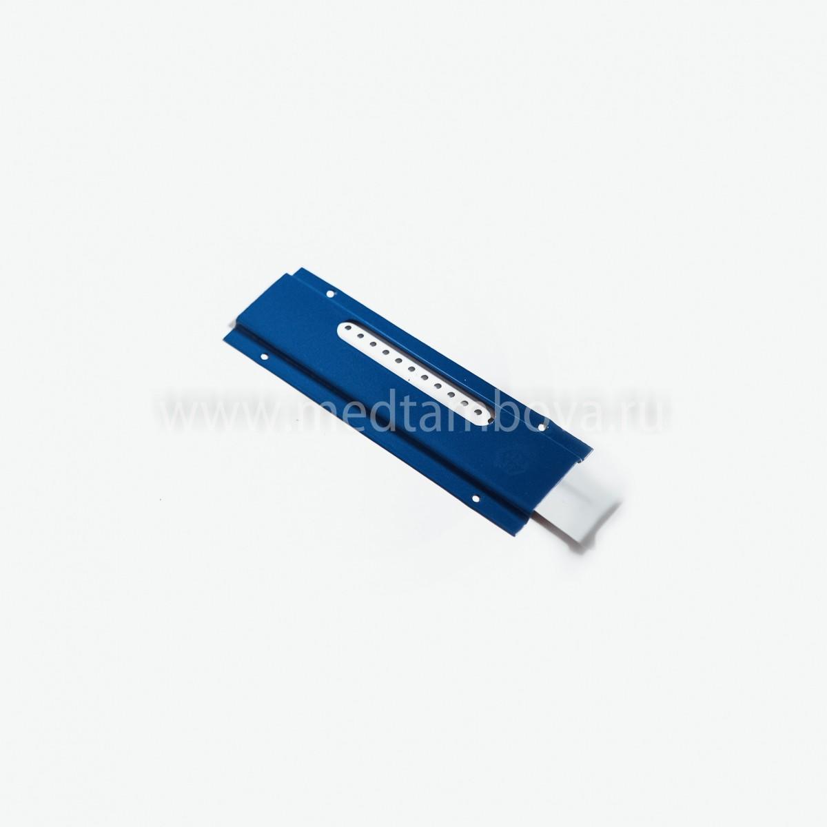 Летковый заградитель 2-х элементный полимерный верхний 45*145
