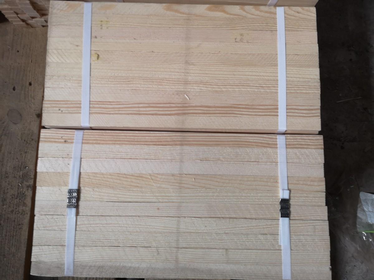 Рамка ульевая магазин 470*145 мм с отверстиями в боковых планках