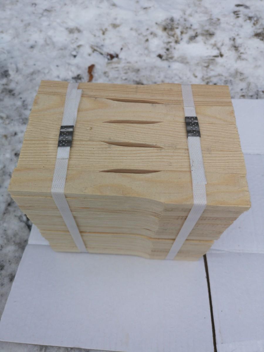 Рамка ульевая  рут 470*230 мм