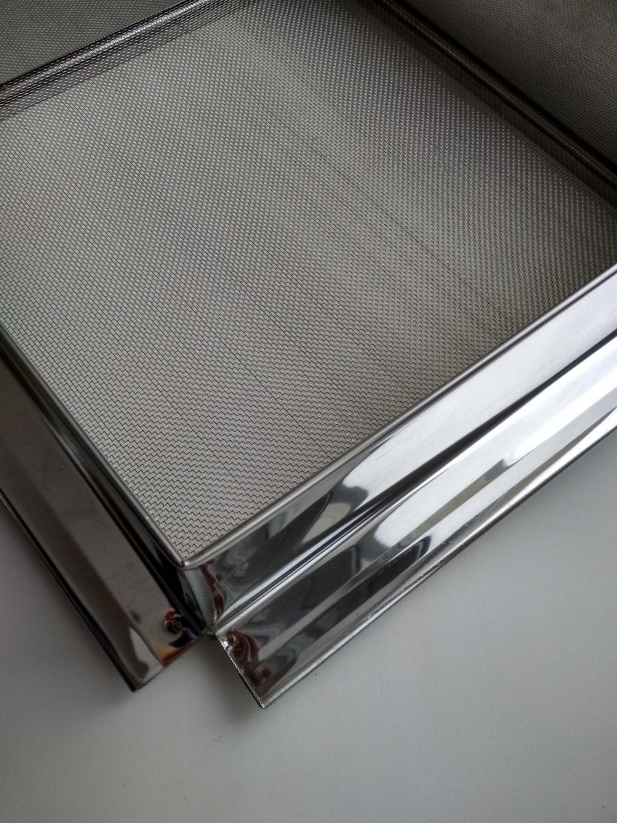Сито-фильтр на куботейнер нержавейка