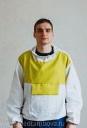 Куртка из ткани двунитка